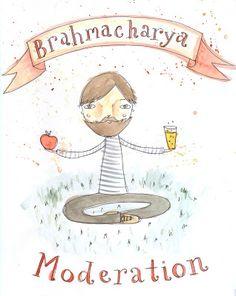 brogamelbourne: Yama 4 - Brahmacharya