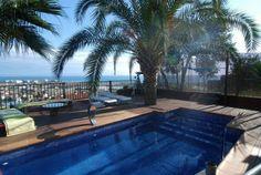 Villa Monalisa, Santa Susanna, Costa Maresme Ibiza, Santa Susanna, Jacuzzi, Spanish Villas, Spain Travel, Travel Destinations, Vacation, Outdoor Decor, Top