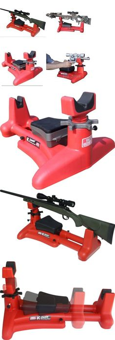 Benches and Rests 177887: Rifle Shooting Rest Handgun Hunting Bench Stand Target Stick Range Portable Pad -> BUY IT NOW ONLY: $53.99 on eBay!
