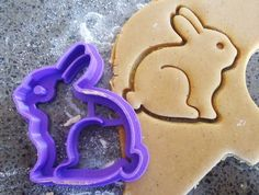 3D Printed Bunny Cookie Cutter - Easter Special!