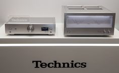 "Technics SE-R 1 power amplifier and SU-R 1 network player/pre amplifier. SE-R 1 is class D amplifier with innovative jitter reduction circuit ""JENO Engine"". It delivers 150w per ch. in 8 ohms. It also has Load Adaptive Phase Calibration ensuring flat response with speakers. The design and voicing of Technics amplifiers is orchestrated by the famous Japanese pianist Michiko Ogawa and chief engineer Tetsuya Itani. They are also working on a turntable.  Initial reviews of the amplifiers are a…"