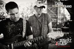 Casey Donahew Band Photoshoot