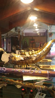 penny cabot altar horn at enchanted of salem