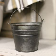 Tin Bucket Cocalico Creek Country Store