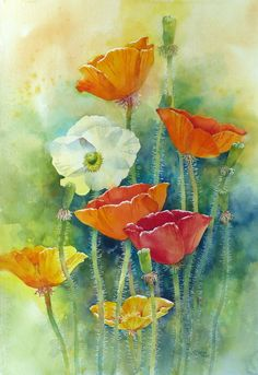 Alexis Lavine, NWS<br />Luminous Watercolors ​<br />​& Inspiring Art Instruction