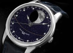 Schaumburg MooN Galaxy Watch