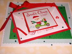 """HandmadebyRenuka: 1 kit -10 and more cards - SSS- """"Merry and Bright""""card kit December 2016 - part 2"""