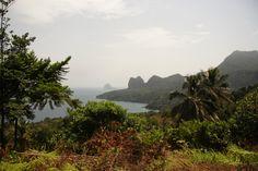 Principe view, São Tomé & Príncipe