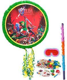 The Legend of Zelda Pinata Kit BirthdayExpress http://www.amazon.com/dp/B00K26K9LC/ref=cm_sw_r_pi_dp_BsWWub13K8CRS