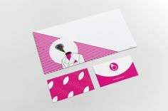 Corporate image: letter, business card