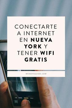 #nuevayork #newyork #newyorkcity #manhattan #nuevayorkturismo New York City Travel, Wifi, Gap Year, Sem Internet, Travel Scrapbook, Travel Tips, Nyc, Kato, Manhattan