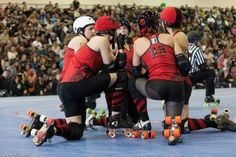 Roller derby friendships; you're NOT alone! Bunnie Low-Browski tells it like it is in her distinctively funny and outspoken way! Gotta love it! :)