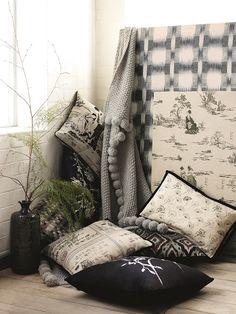 Kyoto cushions