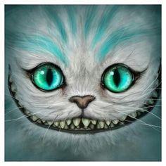 Resultado de imagen para easy drawing of cheshire cat face Pixar Characters, Fictional Characters, Alice In Wonderland Drawings, Smiling Cat, Cat Character, Cheshire Cat, Cat Face, Princesas Disney, Mandala Art