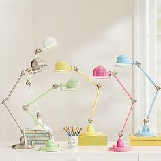 Jielde Signal two arm desk light