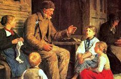 Η αφήγηση των παραμυθιών και η επίδρασή της στα οχτώ είδη νοημοσύνης του παιδιού
