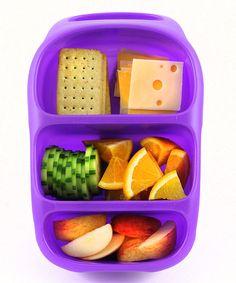 Look at this #zulilyfind! Purple Bynto Container by Goodbyn #zulilyfinds