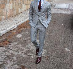 Street Suit by Absolute Bespoke... — Absolute Bespoke