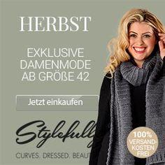 Exklusive Damenmode Herbst/Winter 2015 in großen Größen