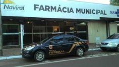 #PF faz operação contra quadrilha que desviava remédios de farmácia municipal - Campo Grande News: Campo Grande News PF faz operação contra…