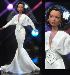 Diana Ross Barbie (repinned from: EVER WANTING: January 2011)