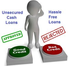 Are you tagged into bad credit history? Do you have an urgent requirement of cash to meet up your unexpected fiscal needs? If so, then Unsecured Cash Loans are the best financial deal designed for your fiscal needs. Apply for this loan today.