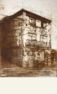 #Wenceslao #Robles TÍTULO: Sueño IV • TÉCNICA: #Punta #seca • TAMAÑO PAPEL/PLANCHA (cms):68x112/68x92 • #EDICIÓN: 25 ejemplares • www.a-cuadros.com Artsy Fartsy, Printmaking, Sketch, The Originals, Canvas, Paper, Artwork, Prints, Painting