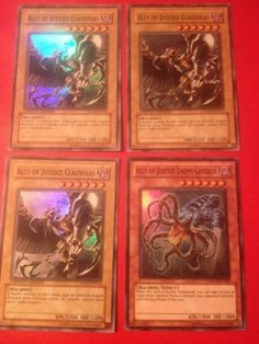 Yu-Gi-Oh-Custom-Playable-40-Card-Ally-Of-Justice-Flamvell-26-Monster-Heavy-Deck