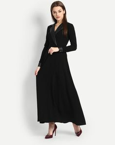 0f2723be264 Buy Black Maire Maxi Dress Online at StalkBuyLove