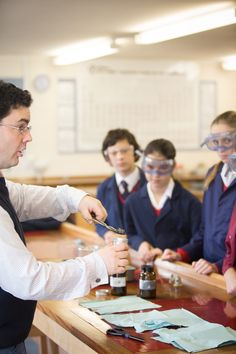 Did you know we have six fully equipped science labs at Sedbergh Prep? So much space for everything that will be going on during Science Week.