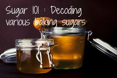 Have you felt daunted by the raw sugar mentioned in a recipe? Wondered what is the difference between castor sugar and icing sugar? This post will clear all your confusions on various kinds of sugars and it's uses in baking, also mentioned are some substitutes you can use in India