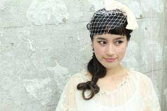 結婚式ヘアアレンジ | 京里 | 17 OCT. 2012 | LIM | LESS IS MORE