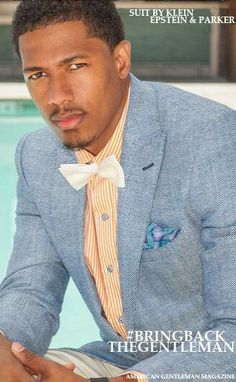 Nick Cannon style ♥