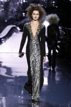 Badgley Mischka RTW Fall 2012