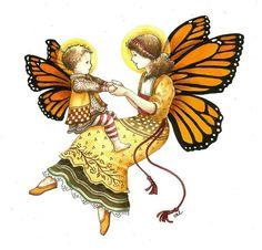 Дама-бабочка