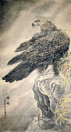 Eagle,97cm x 180cm(38〃 x 70〃),4475003-z