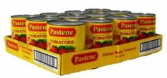 Pastene Kitchen Ready Tomatoes [12-pack] ($1.59 per 28 oz can)