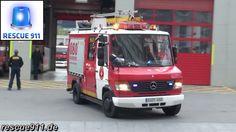 [13min] Barcelona fire department // Bombers de Barcelona Parc de l'Eixa...