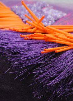 FMP Oversized Bugle Beads, harry harvey textile works