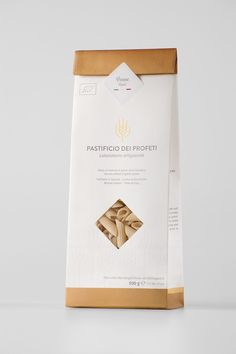Pastificio dei Profeti on Packaging of the World - Creative Package Design…
