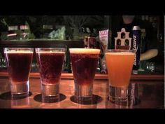 San Diego Beers - Moray's Lounge on Mission Bay at the Catamaran Resort Hotel and Spa in San Diego, California