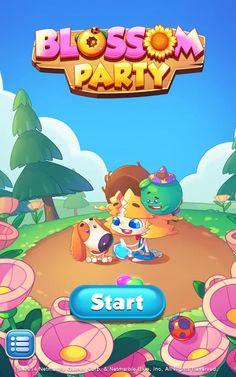 Blossom Party- screenshot