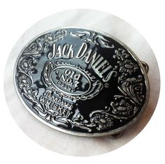 Jack Daniel's Belt Buckle $49.95 euro