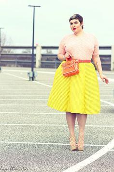 Plus Size Fashion Blogger 6 - Lu zieht an.®