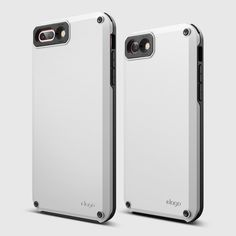 elago® Armor Case for iPhone 7 / 7 Plus - White.