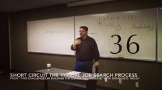 Short Circuit The Typical Job Search Process from Two Challenges in Building Your Career [Video] (1:52) #speaking #career #video #education - Watch using link in profile.