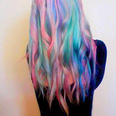 wow! like an aurora borealis