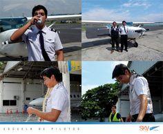 Queremos felicitar a  José García quien con su excelente desempeño se graduó de #Piloto #Privado hace pocos días !! Sigue adelante! !