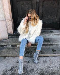 30 μοντέρνα look για τις χειμωνιάτικες βόλτες σας | μοδα , street style | ELLE