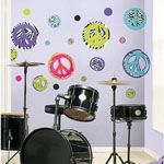 Decorative Wall Decals for #Dorm_Rooms